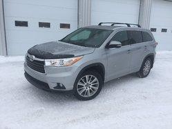 2016 Toyota Highlander VERSION XLE AWD CUIR TOIT GPS