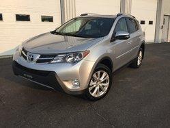 Toyota RAV4 LIMITED AWD CUIR TOIT GPS  2014