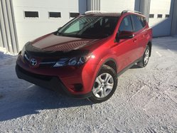 Toyota RAV4 VERSION LE AWD CAMÉRA  2014