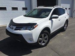 Toyota RAV4 XLE 4X4 CAMÉRA SIEGES CHAUFFANTS  2015