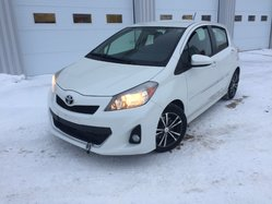 Toyota Yaris VERSION SE BAS KILOS  2014