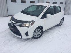 Toyota Yaris MODELE LE BAS KILOS  2015