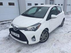 Toyota Yaris VERSION SE CRUISE MAG  2015