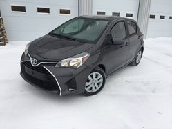 Toyota Yaris MODELE LE BAS KILOS CLIMATISEUR  2016