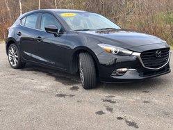 2018 Mazda MAZDA3 GRAND TOURING GT