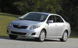 2010 Toyota COROLLA/S/LE/XLE FB16