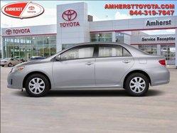 2013 Toyota Corolla - $99.34 B/W - Low Mileage