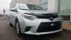 2014 Toyota Corolla LE Automatic