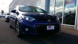 2014 Toyota Corolla SPORT / AUTOMATIC