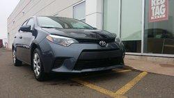 Toyota Corolla LE AUTO  2014
