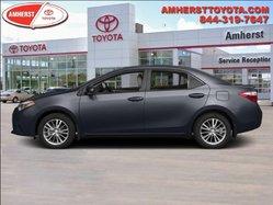 Toyota Corolla - $99.34 B/W  2014