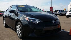 2015 Toyota Corolla LE Automatic