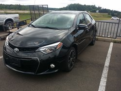 2015 Toyota Corolla Sport Automatic