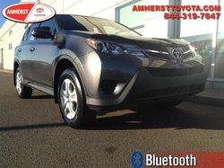 2015 Toyota RAV4 LE  - Certified - Bluetooth - $167.93 B/W