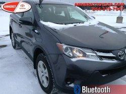 2015 Toyota RAV4 LE  - Certified - Bluetooth - $159.93 B/W