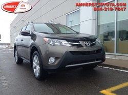 2015 Toyota RAV4 Limited  - $213.23 B/W