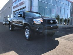 2014 Toyota Tacoma 4X4 TRD WITH LEATHER AND NAV