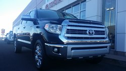 Toyota Tundra Platinum 1794 EDITION  2014