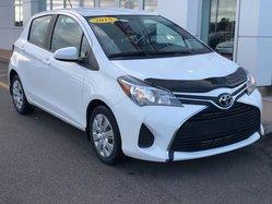 2015 Toyota Yaris Hatchback LE