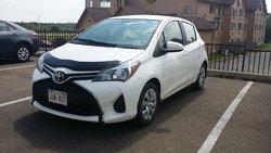 Toyota Yaris LE Automatic  2015