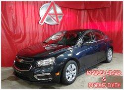 2015 Chevrolet Cruze *PNEU HIVER INCLUS*