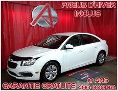2016 Chevrolet Cruze *PNEUS HIVER INCLUS*