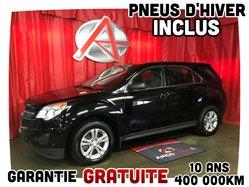 Chevrolet Equinox AWD *PNEUS HIVER INCLUS*  2015