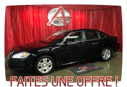 Chevrolet Impala *PRIX IMBATTABLE*  2012