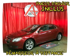 2010 Chevrolet Malibu *PNEUS HIVER INCLUS*