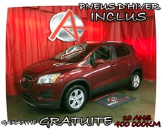 Chevrolet Trax LT*PNEUS HIVER INCLUS*  2015