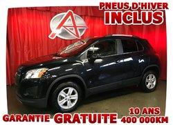 Chevrolet Trax AWD *PNEUS HIVER INCLUS*  2015