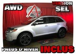 Ford Edge AWD * SEL * PNEUS HIVER INCLUS *  2013