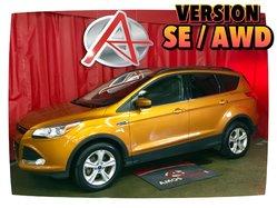 Ford Escape AWD * SE CUIR * PNEUS HIVER INCLUS *  2016