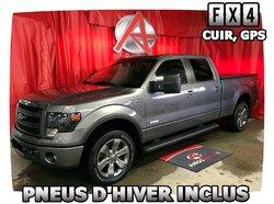 Ford F-150 FX4 *PNEUS HIVER INCLUS*  2013