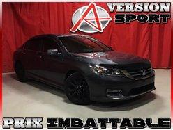 Honda Accord * SPORT * PRIX IMBATTABLE *  2013