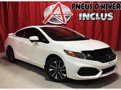 Honda Civic * EX * GARANTIE PROLONGÉE + PNEUS D'HIVER INCLUS *  2015