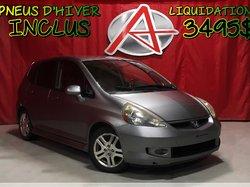 Honda Fit *PNEUS HIVER INCLUS *  2008