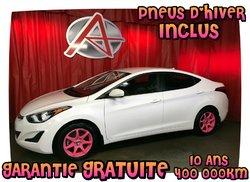 2016 Hyundai Elantra * PNEUS HIVER INCLUS *