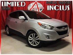 Hyundai Tucson * AWD * LIMITED *  2012