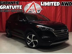 Hyundai Tucson * LIMITED * AWD *  2017