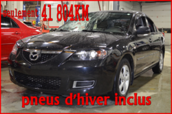 Mazda Mazda3 *PNEU HIVER INCLUS*  2008
