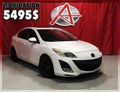 Mazda Mazda3 * MANUELLE * TOIT OUVRANT *  2010