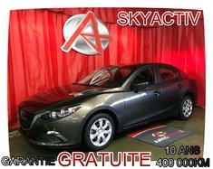 2016 Mazda Mazda3 GX *CAMÉRA DE RECUL*