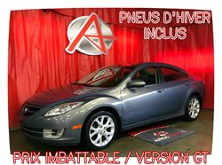 2010 Mazda Mazda6 GT *PNEUS D'HIVER*