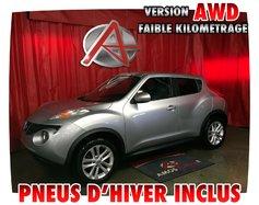 Nissan Juke AWD * SV * PNEUS HIVER INCLUS *  2012
