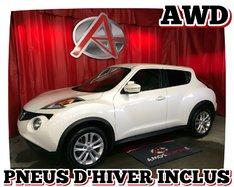 2015 Nissan Juke AWD *PNEUS HIVER INCLUS*