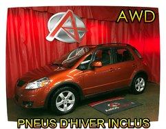 Suzuki SX4 AWD *PNEUS HIVER INCLUS*  2011