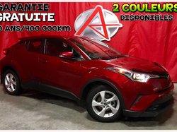 Toyota C-HR * SAFETY SENSE * RETOUR DE LOCATION *  2018
