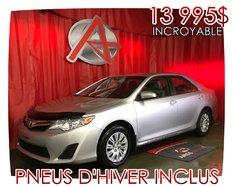 2013 Toyota Camry *PNEUS HIVER INCLUS*