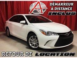 Toyota Camry * RETOUR DE LOCATION *  2015